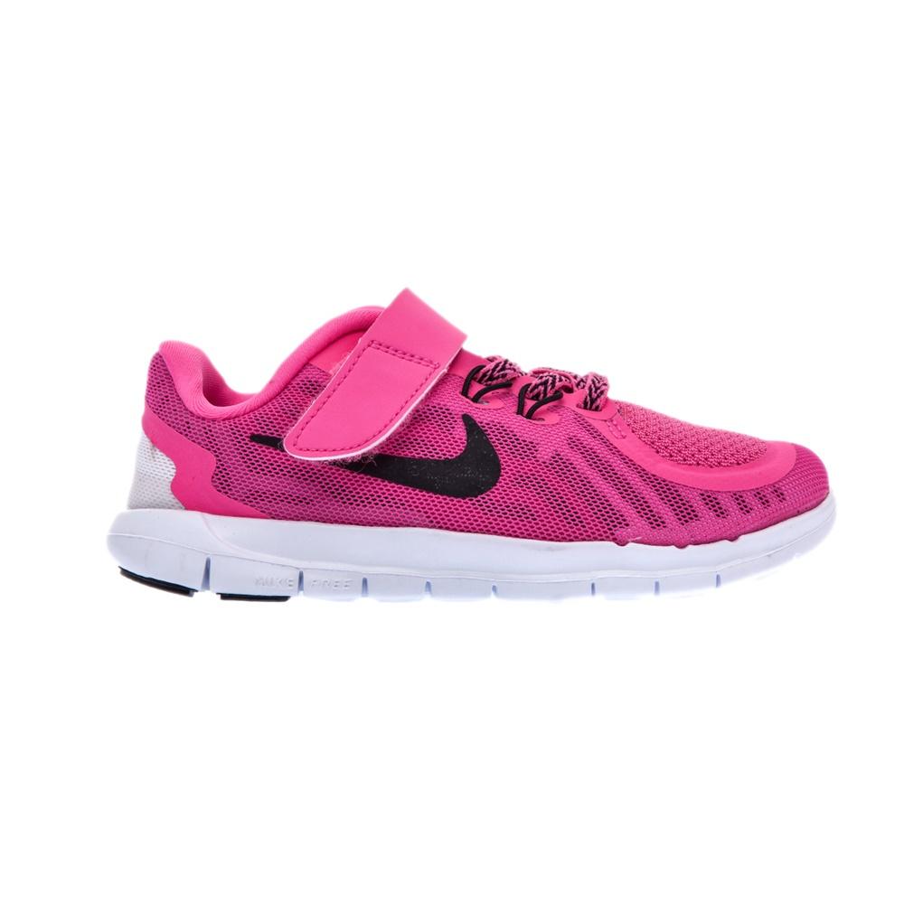 NIKE - Παιδικά παπούτσια NIKE FREE 5 φούξια
