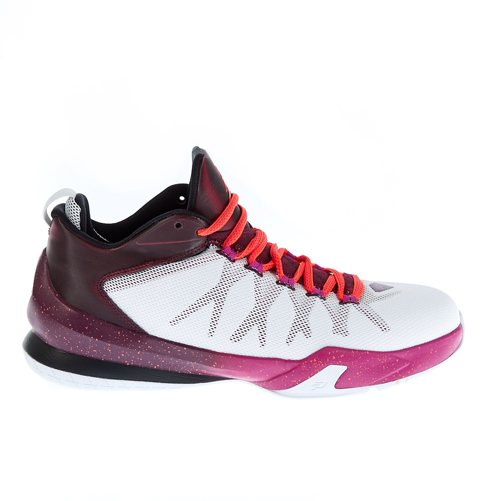 NIKE - Ανδρικά παπούτσια Nike JORDAN CP3.VIII AE λευκά