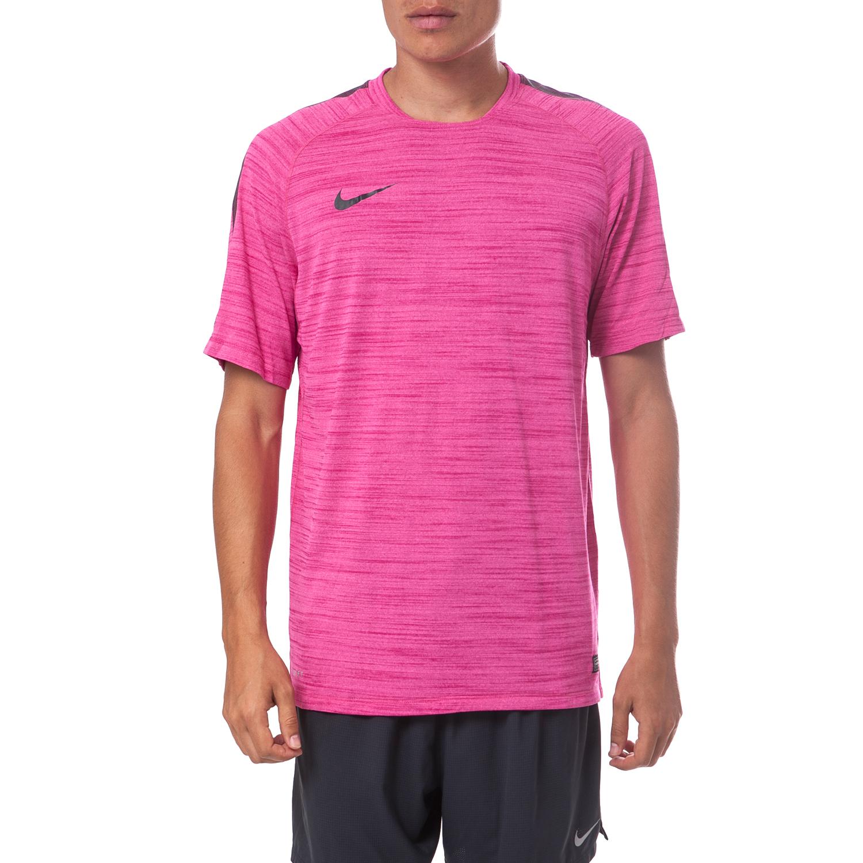 NIKE - Ανδρική μπλούζα Nike φούξια ανδρικά ρούχα αθλητικά t shirt