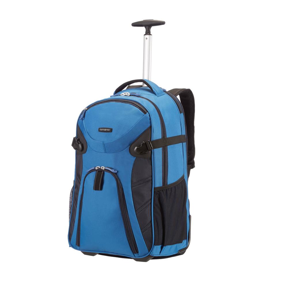 SAMSONITE - Τσάντα πλάτης Samsonite μπλε