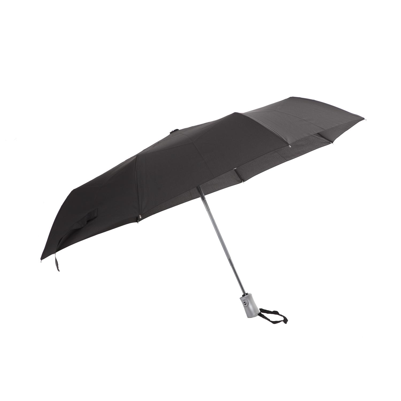 SAMSONITE - Ομπρέλα Samsonite μαύρη γυναικεία αξεσουάρ ομπρέλες