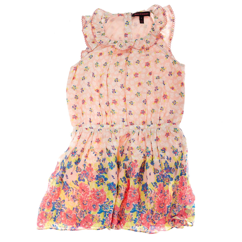 JUICY COUTURE KIDS - Παιδικό φόρεμα JUICY COUTURE σομών