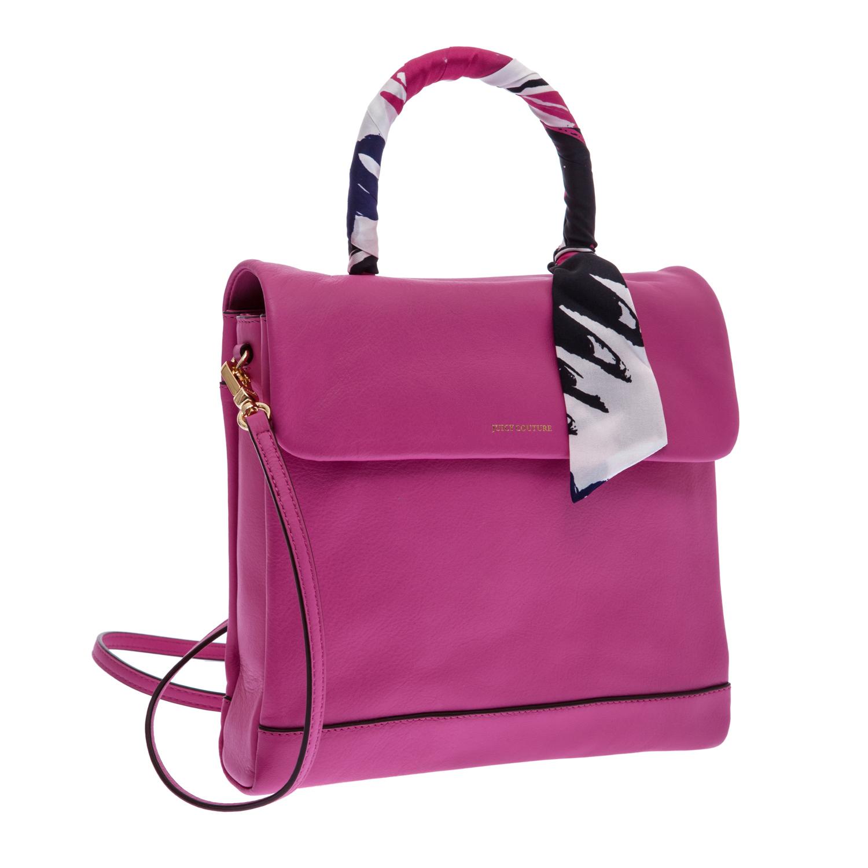 JUICY COUTURE – Γυναικεία τσάντα Juicy Couture φούξια 1396028.0-00F1