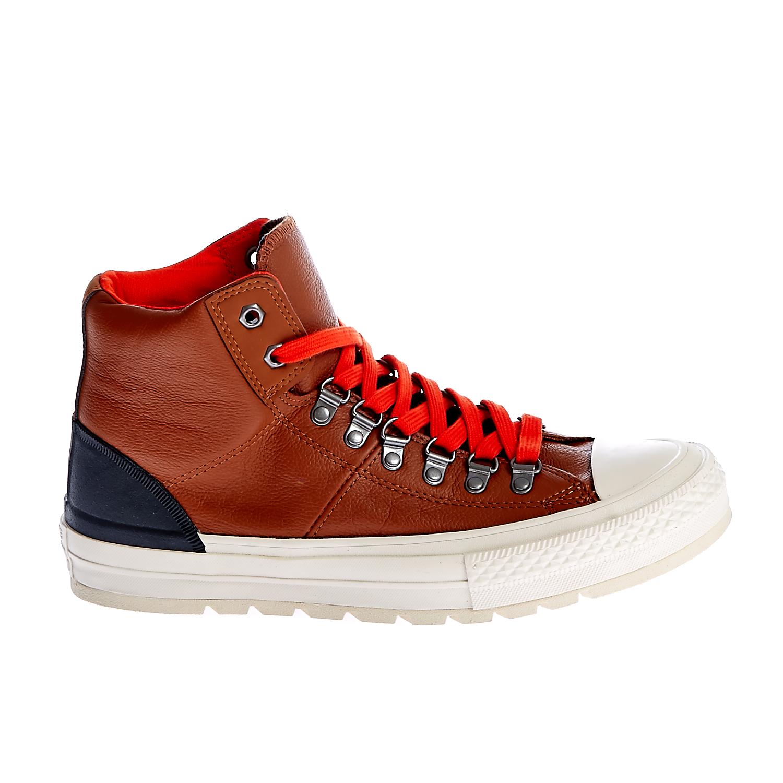 CONVERSE – Unisex παπούτσια Chuck Taylor All Star Street H καφέ