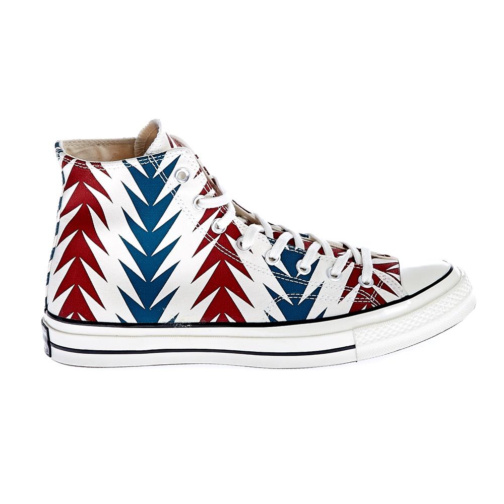 CONVERSE – Unisex παπούτσια Chuck Taylor All Star '70 Hi λευκά