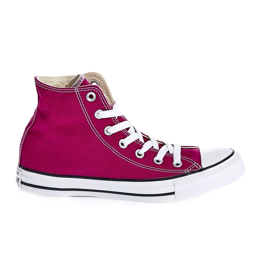 CONVERSE – Unisex παπούτσια Chuck Taylor All Star Hi μωβ-φούξια