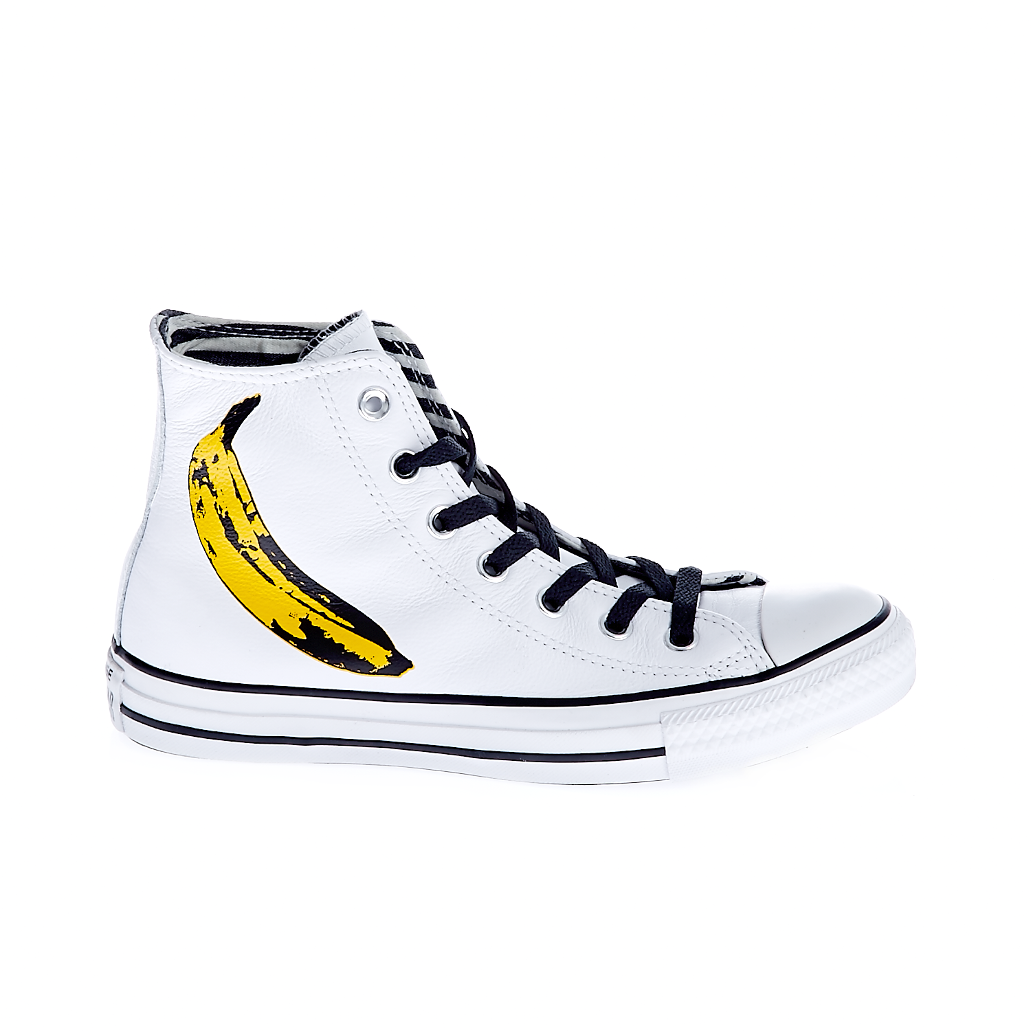 CONVERSE – Unisex παπούτσια Chuck Taylor All Star Andy Warhol λευκά