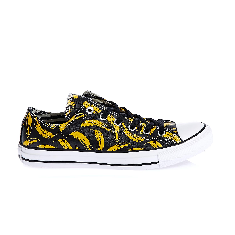 CONVERSE – Unisex παπούτσια Chuck Taylor Andy Warhol μαύρα