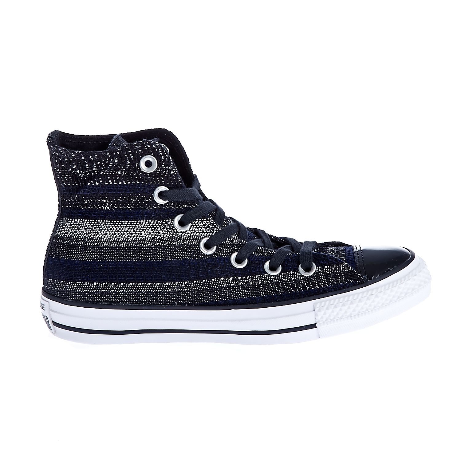 CONVERSE – Unisex παπούτσια Chuck Taylor All Star Dobby We μαύρα