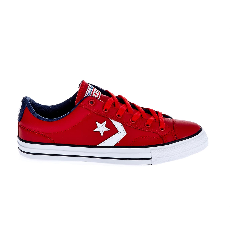 CONVERSE – Unisex παπούτσια Star Player Ox κόκκινα