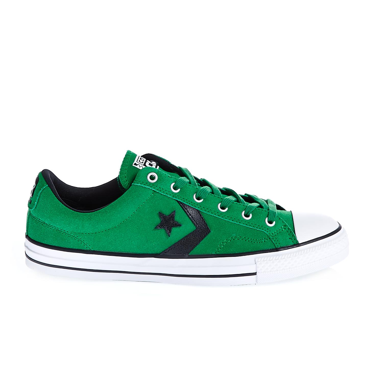 CONVERSE – Unisex παπούτσια Star Player Ox πράσινα