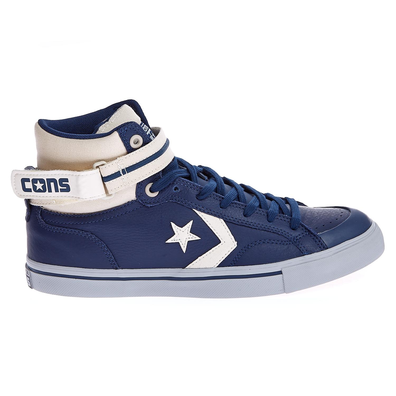 CONVERSE – Unisex παπούτσια Pro Blaze Plus Mid μπλε