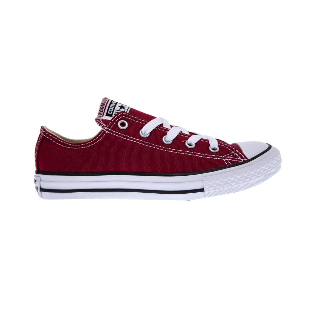 CONVERSE – Παιδικά παπούτσια Chuck Taylor μπορντώ