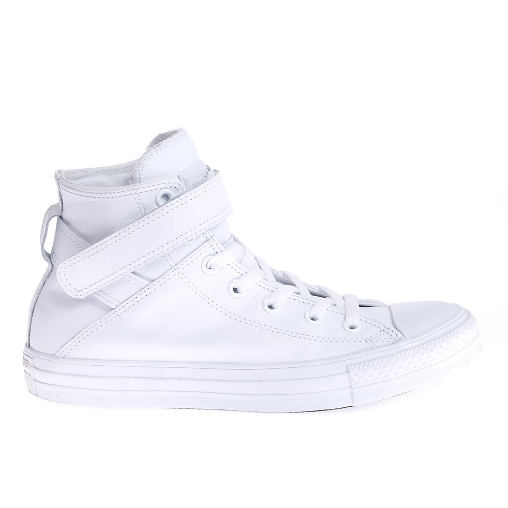 CONVERSE - Γυναικεία παπούτσια Chuck Taylor All Star Brea Lea λευκά