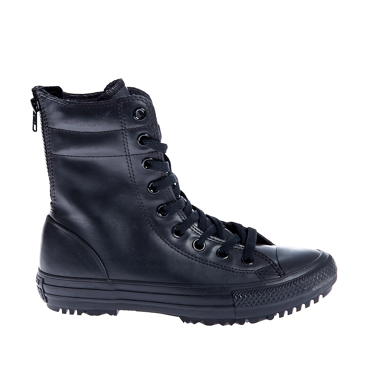CONVERSE – Γυναικεία παπούτσια Chuck Taylor All Star Hi-Rise μαύρα