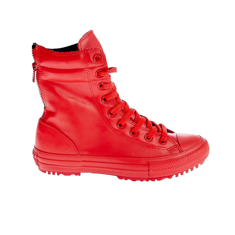 CONVERSE – Γυναικεία παπούτσια Chuck Taylor All Star Hi-Rise κόκκινα