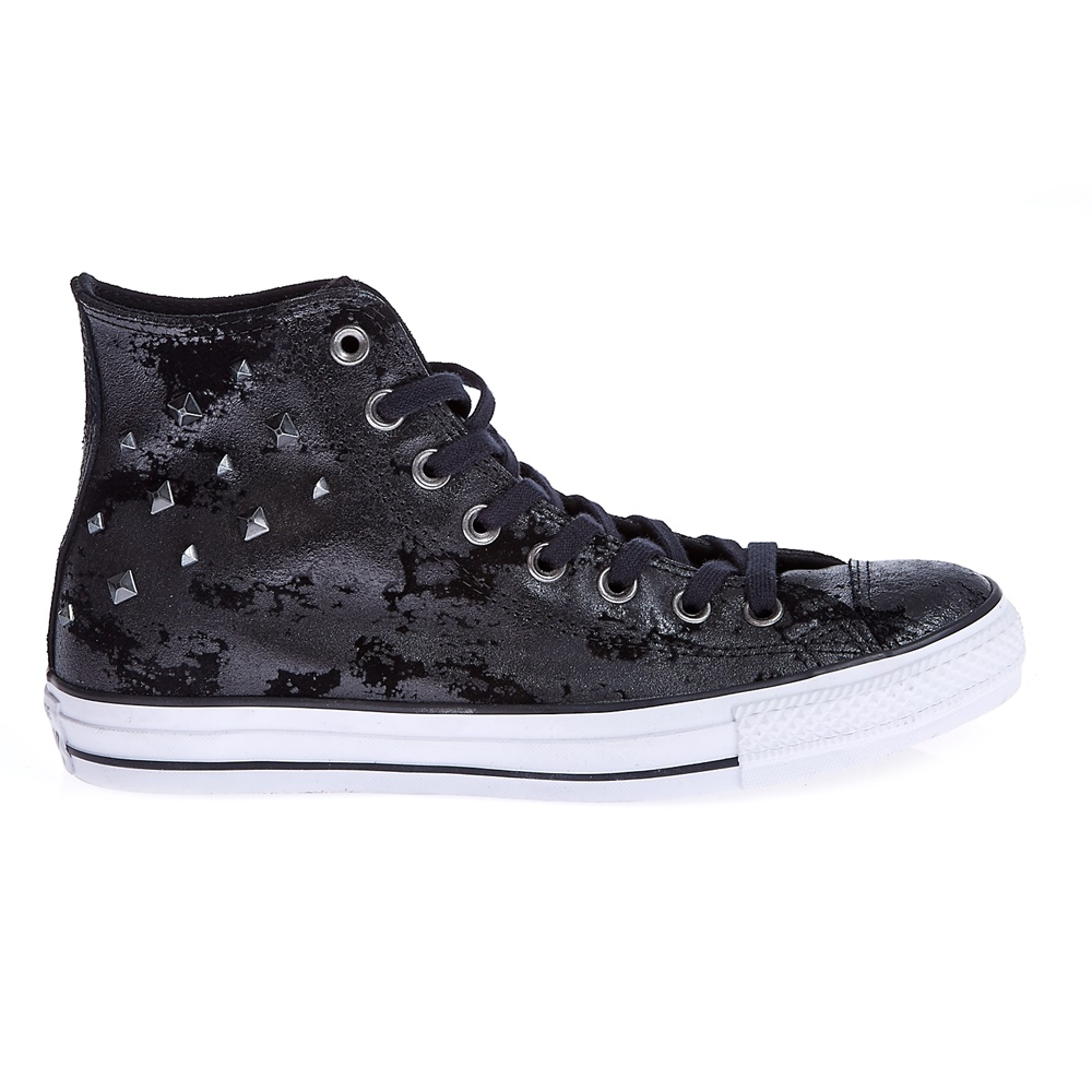 4644df334e9 CONVERSE - Γυναικεία παπούτσια Chuck Taylor All Star Hardware μαύρα