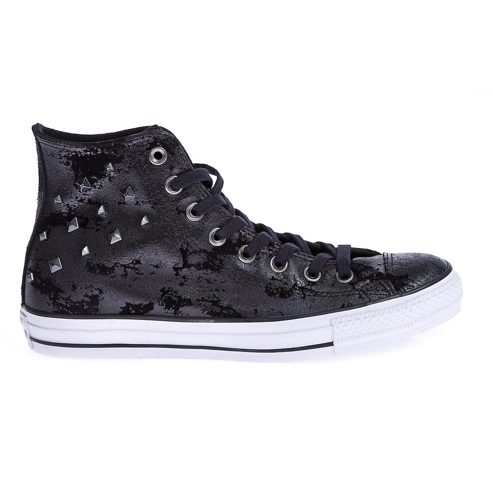 CONVERSE – Γυναικεία παπούτσια Chuck Taylor All Star Hardware μαύρα