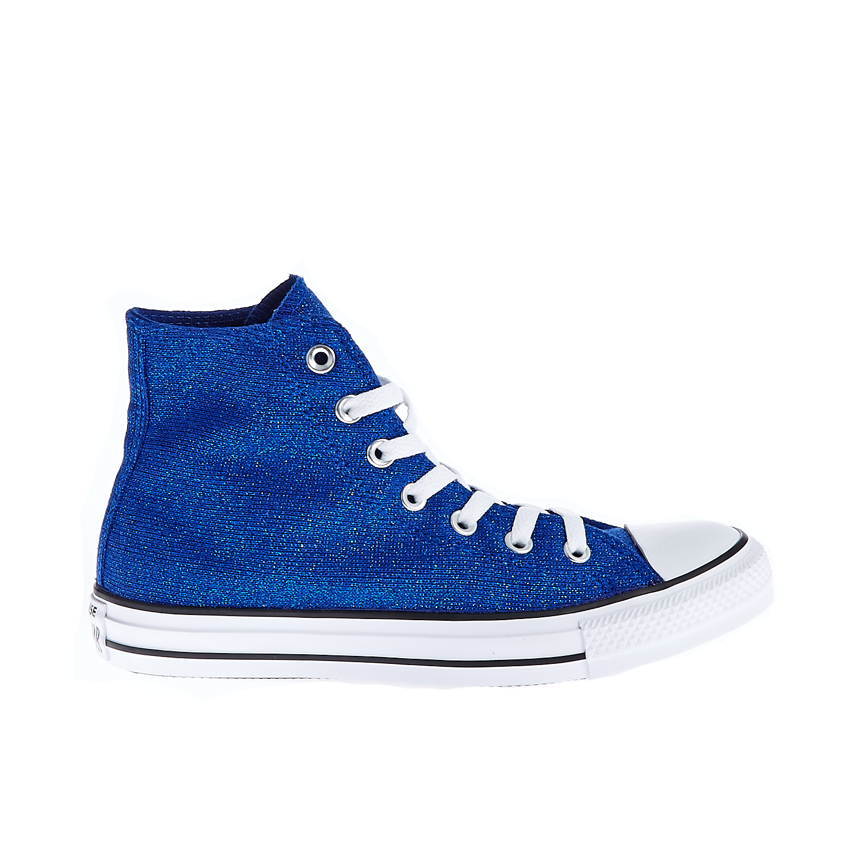 CONVERSE - Γυναικεία παπούτσια Chuck Taylor All Star Material μπλε