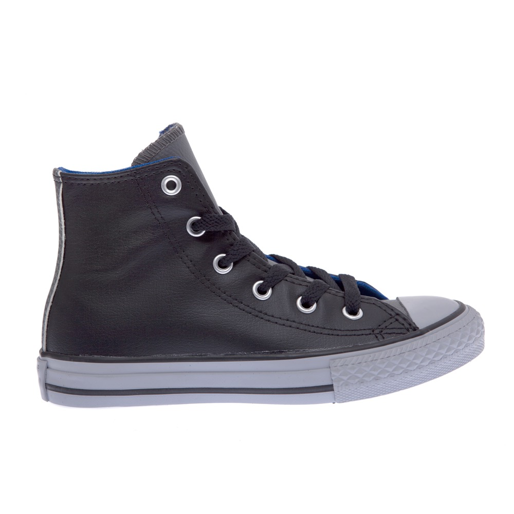 CONVERSE - Παιδικά παπούτσια Chuck Taylor All Star Hi γκρι παιδικά boys παπούτσια sneakers