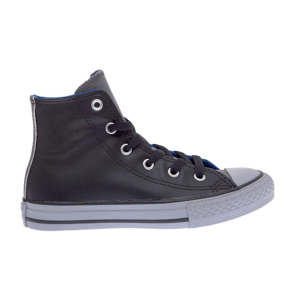 CONVERSE – Παιδικά παπούτσια Chuck Taylor All Star Hi γκρι