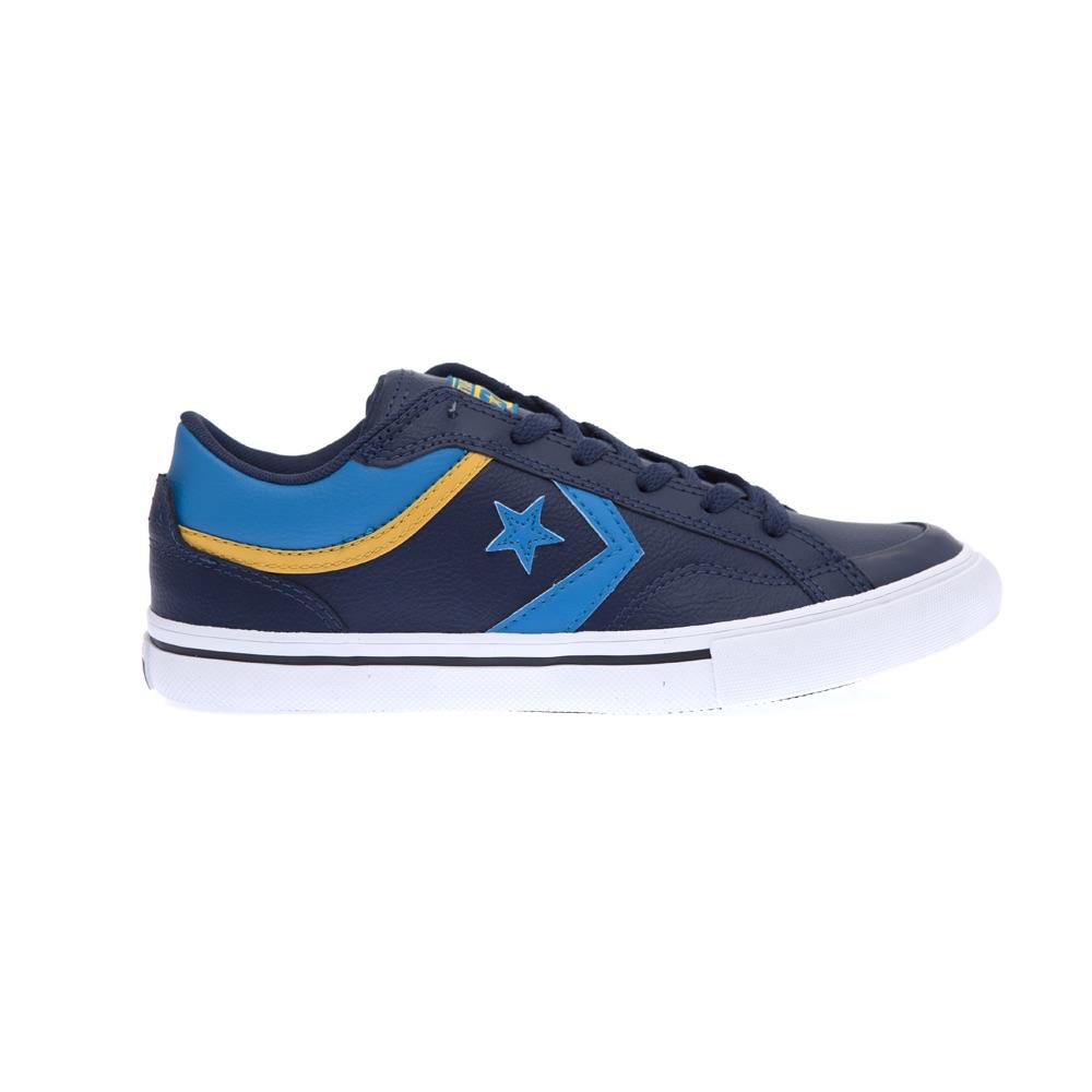 CONVERSE – Παιδικά παπούτσια Pro Blaze Strap Ox μπλε