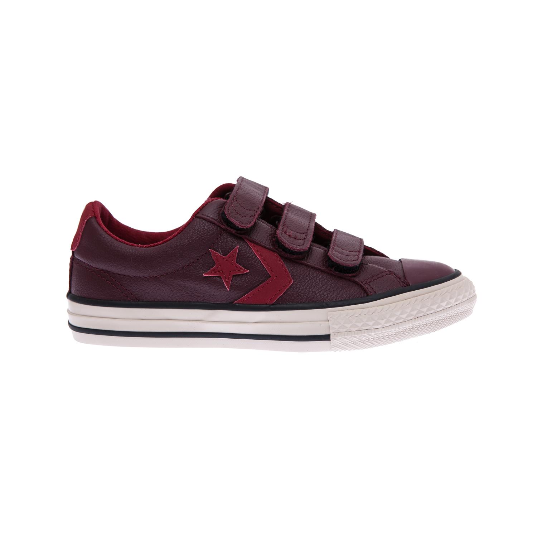 CONVERSE – Παιδικά παπούτσια Star Player μπορντώ