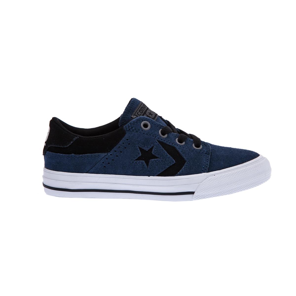CONVERSE – Παιδικά παπούτσια CONS Tre Star Ox μπλε