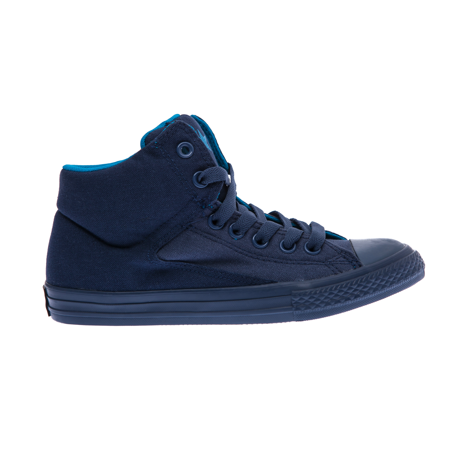 CONVERSE – Παιδικά παπούτσια Chuck Taylor All Star High Str μπλε