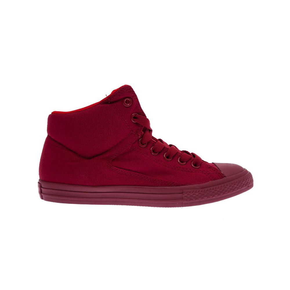 CONVERSE – Παιδικά παπούτσια Chuck Taylor All Star High Str κόκκινα