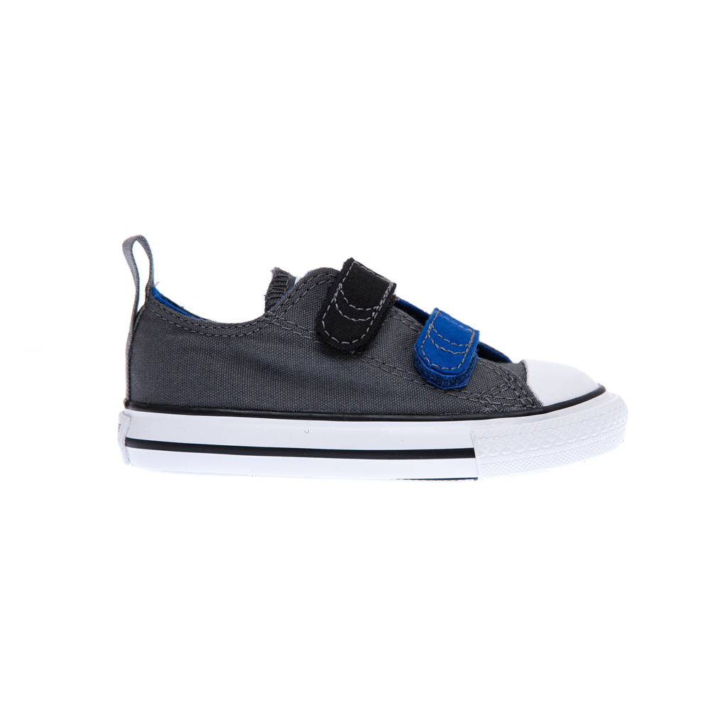 CONVERSE – Βρεφικά παπούτσια Chuck Taylor All Star 2V Ox γκρι