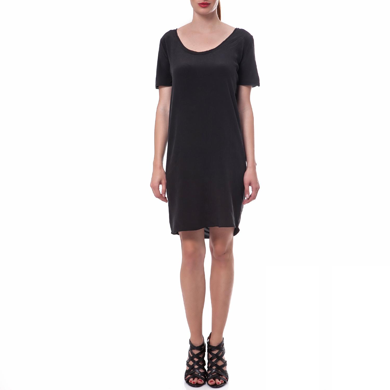 CALVIN KLEIN JEANS - Γυναικείο φόρεμα Calvin Klein Jeans μαύρο γυναικεία ρούχα φορέματα μίνι