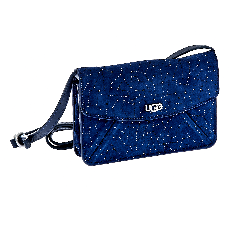UGG AUSTRALIA – Γυναικεία τσάντα Ugg Australia μπλε 1402018.0-1111