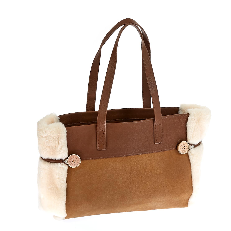 UGG AUSTRALIA – Γυναικεία τσάντα Ugg Australia καφέ 1402033.0-00K4