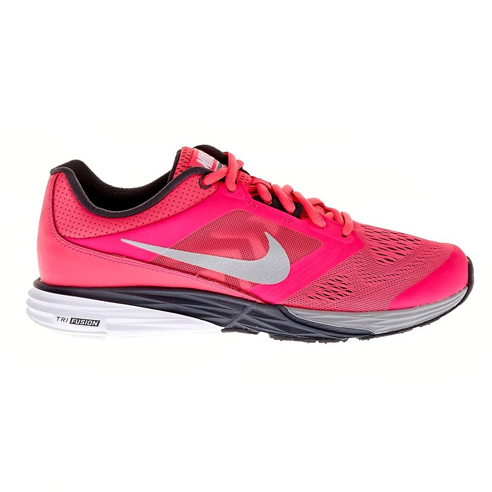 8b25d0b9e4e NIKE - Γυναικεία παπούτσια NIKE TRI FUSION RUN φούξια
