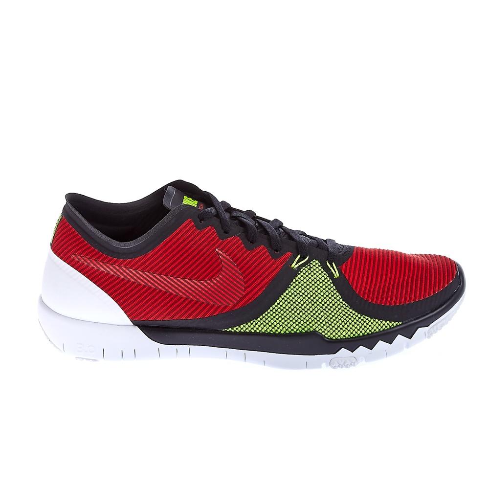NIKE - Ανδρικά παπούτσια Nike FREE TRAINER 3.0 V4 κόκκινα