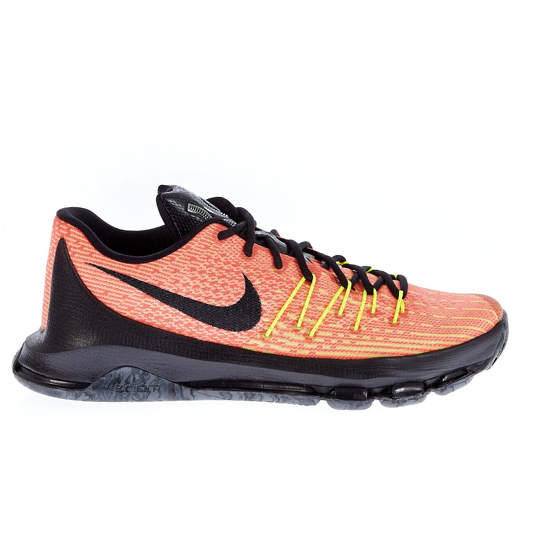 NIKE - Ανδρικά παπούτσια Nike KD 8 πορτοκαλί ανδρικά παπούτσια αθλητικά basketball