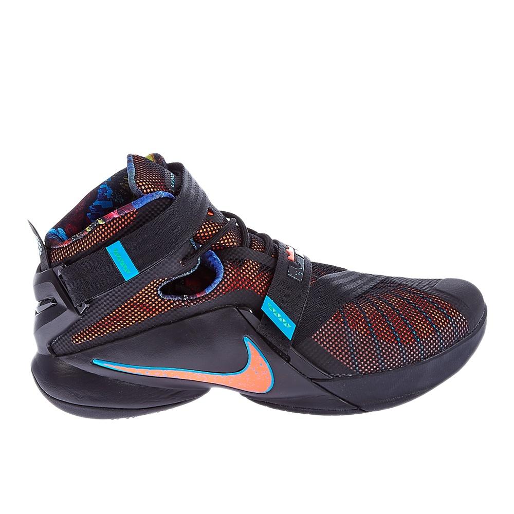 NIKE - Ανδρικά παπούτσια Nike LEBRON SOLDIER IX μαύρα ανδρικά παπούτσια αθλητικά basketball