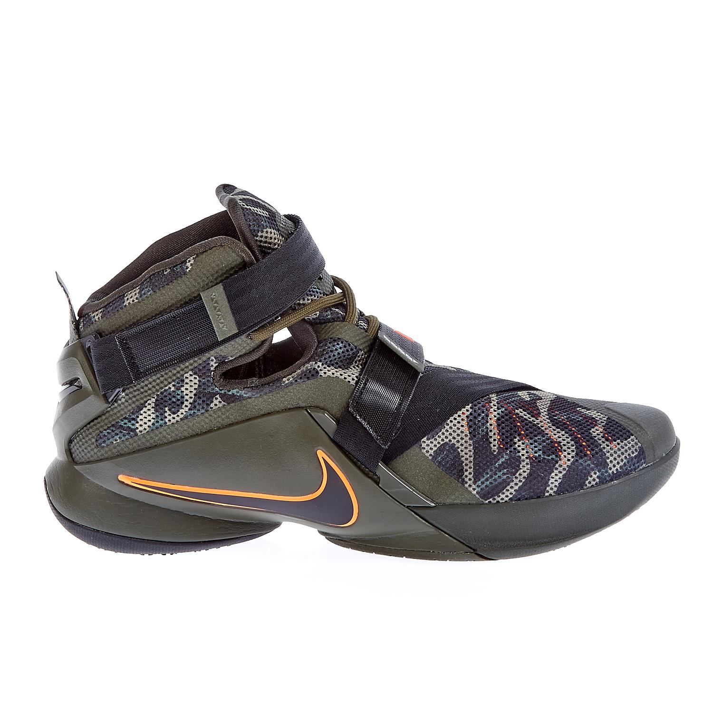 NIKE - Ανδρικά παπούτσια Nike LEBRON SOLDIER IX PRM λαδί ανδρικά παπούτσια αθλητικά basketball