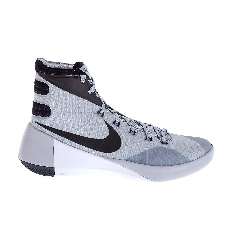 NIKE – Ανδρικά παπούτσια Nike HYPERDUNK 2015 γκρι
