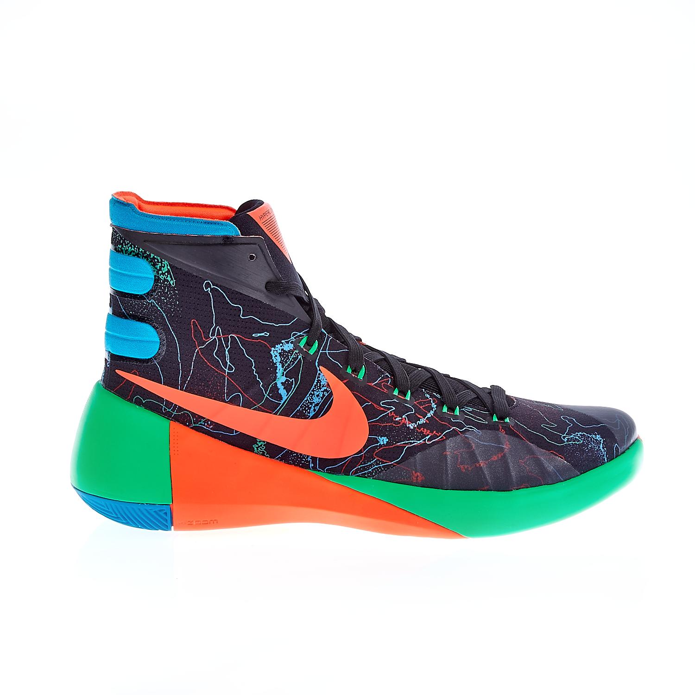 NIKE – Ανδρικά παπούτσια Nike HYPERDUNK 2015 PRM μαύρα