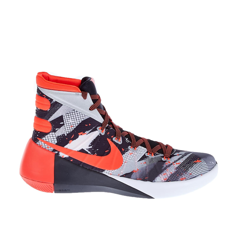NIKE – Ανδρικά παπούτσια Nike HYPERDUNK 2015 PRM μαύρα-πορτοκαλί