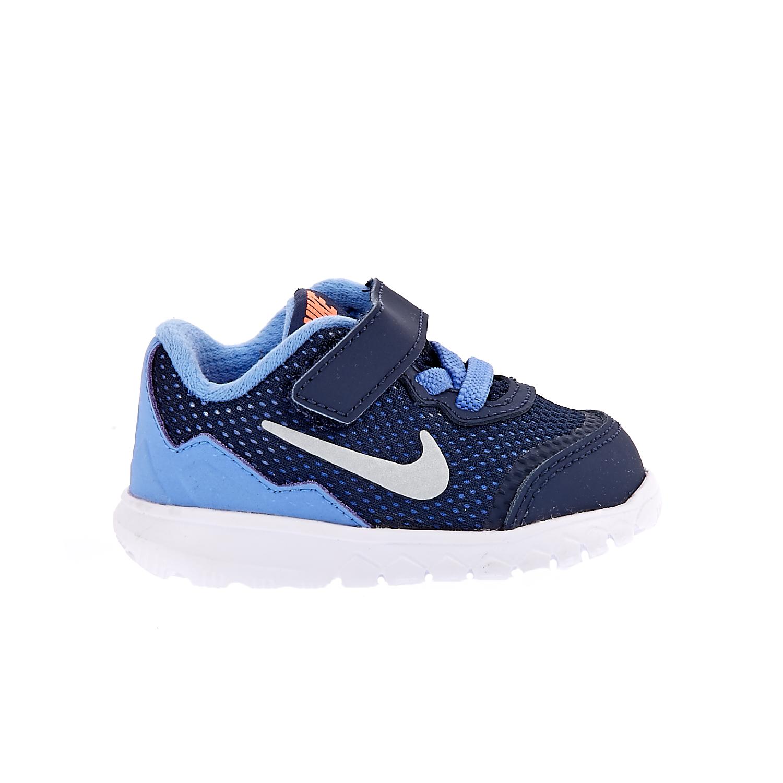 NIKE - Βρεφικά αθλητικά παπούτσια NIKE FLEX EXPERIENCE 4 μπλε