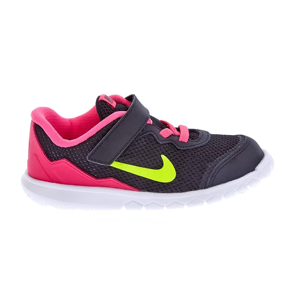 NIKE – Βρεφικά παπούτσια Nike FLEX EXPERIENCE 4 (TDV) μαύρα