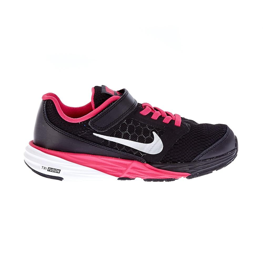 NIKE - Παιδικά παπούτσια Nike TRI FUSION RUN (GS) μαύρα