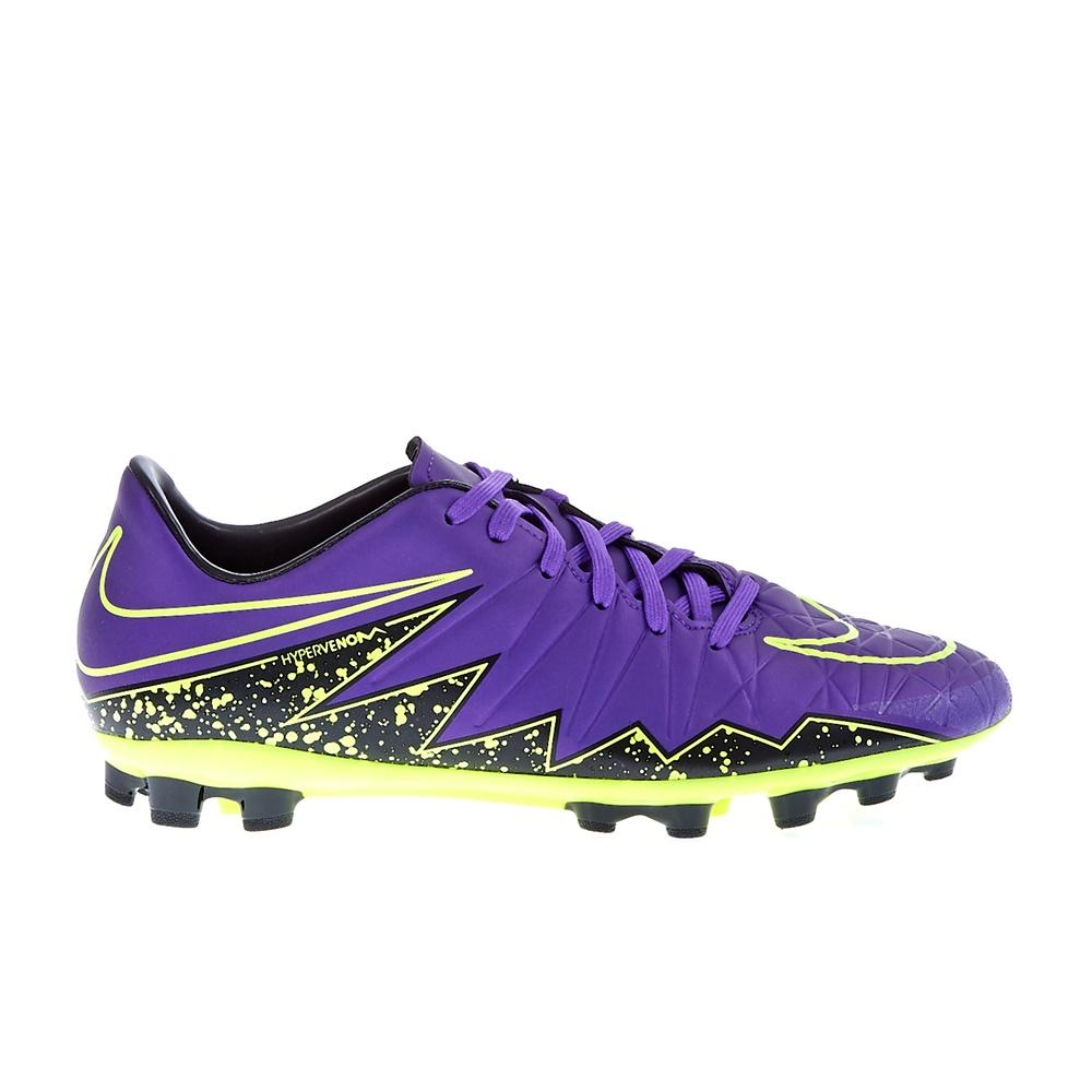 NIKE - Ανδρικά παπούτσια Nike HYPERVENOM PHELON II AG-R μωβ