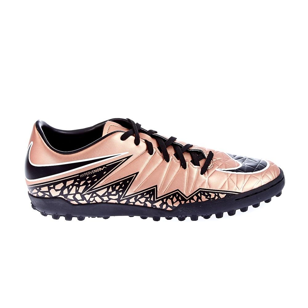 NIKE – Ανδρικά παπούτσια Nike HYPERVENOM PHELON II TF χρυσή απόχρωση