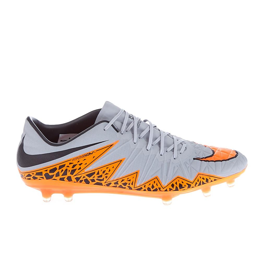 NIKE - Ανδρικά παπούτσια Nike HYPERVENOM PHINISH FG γκρι