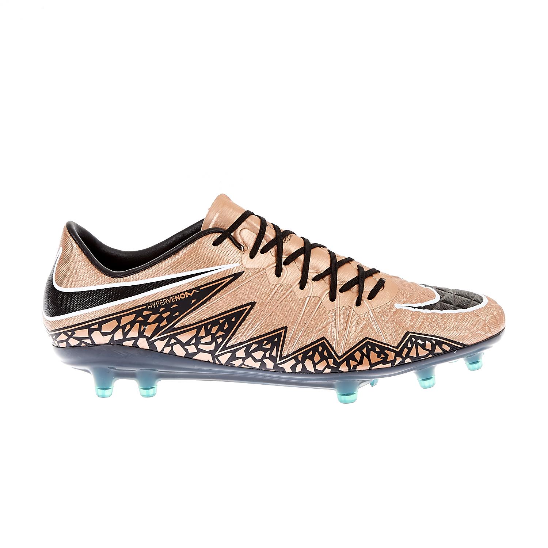 NIKE – Ανδρικά παπούτσια Nike HYPERVENOM PHINISH FG μπρονζέ