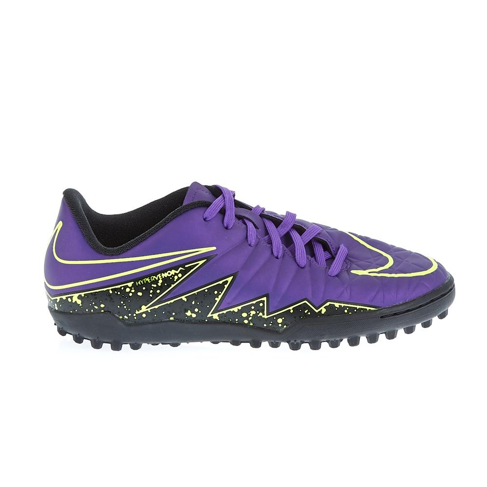 NIKE – Παιδικά παπούτσια Nike JR HYPERVENOM PHELON II TF μωβ